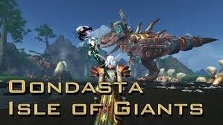 World of Warcraft - Oondasta Raid (Epic 40 Man Raid)