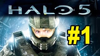 Let's Play Halo 5 - Part 1 - (Halo 5 Gameplay)