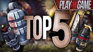 Borderlands 2 | Top 5 WTF Grenades!