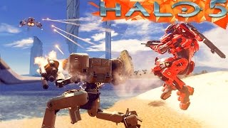 Halo 5 Guardians - EPIC VEHICLE GAMEPLAY! Halo 5 Warzone Gameplay!
