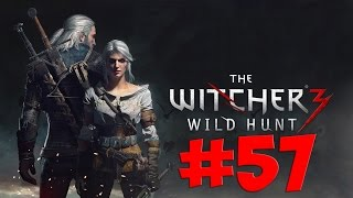 The Witcher 3 Wild Hunt. Прохождение. Часть 57 (Остров туманов, мертвая Цири?) 60fps