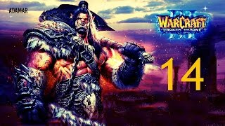 Warcraft 3: The Frozen Throne - [Великая орда] №14 На грани безумия!!!