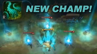 NEW CHAMPION ILLAOI: Gameplay Spotlight