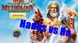 Age of Mythology: Extended Edition Hades vs Ra Full-HD