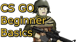 CS GO - Basic Beginners Tutorial E01 Tips and Tricks.
