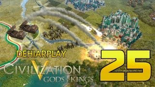 Строим Японию в Civilization V: Gods & Kings - 25 серия
