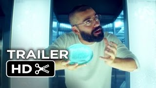 Ex Machina Official Trailer #2 (2015) - Alicia Vikander, Oscar Isaac Movie HD