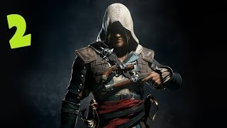 Прохождение Assassin's Creed IV: Black Flag: Часть 2 [В Абстерго]