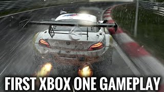 Project CARS Xbox One Gameplay - First Xbox Gameplay 1080p HD