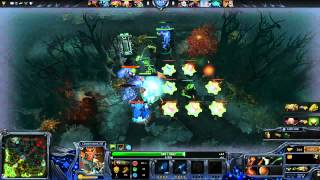 Dota 2 Chaos knight and Venga. Натягиваем паб!