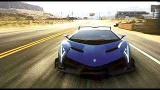 Обзор-1 гонок в NEED FOR SPEED 'RIVALS' (2013)v1.4.0.0 limited edition