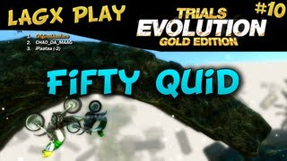 FIFTY QUID - LAGx Play Trials Evolution: Gold Edition #10