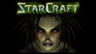 Lets Play Starcraft Brood War Part 7B: Insurrection