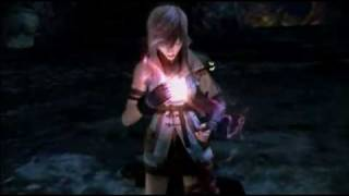 Final Fantasy XIII  Lightning Summon Odin