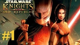 Прохождение Star Wars: Knights of the Old Republic
