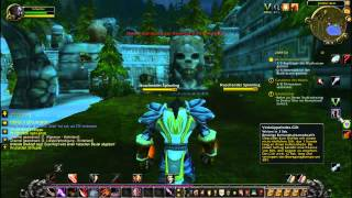Let's Play World of Warcraft [German/Deutsch] 050: Tolle Trolle