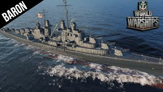 World of Warships - Get MAGAZINED!  One shotted!