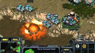StarCraft Brood War [FPVOD] DreamHack 2009 - BRAT_OK vs A-Side (TvT)