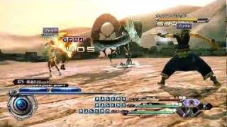 Final Fantasy XIII-2 NCU/NIU - Caius(1st) 1:28 (HP404, No DLC) No Crystarium Usage rev.1