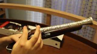 ITA Unboxing Assassin's Creed IV Black Flag Pistola Edward Kenway by Medioevo
