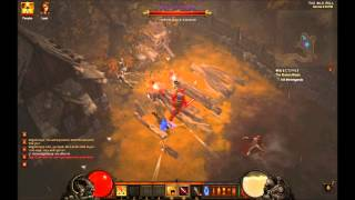 Diablo III - Scoundrel Intro, Lea, Templar, Brigand Nigel Cutthroat Fight 1080 HD Gameplay PC