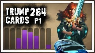 Hearthstone: Trump Cards - 264 - Trump Gets All the Maidens - Part 1 (Mage Arena)