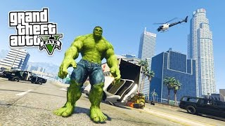 GTA 5 PC Mods - ULTIMATE HULK MOD! HULK VS HULK! GTA 5 Hulk Mod Gameplay! (GTA 5 Mods Gameplay)