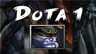 Dota 1 TriNhil TerrorBlade 6.81d Gameplay with Skill Explanation