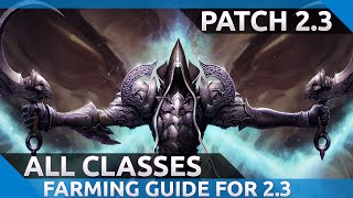 How to farm in Patch 2.3 / Diablo 3 Reaper of Souls