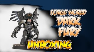 Dark Fury - Forge World Unboxing & Review INSTRUCTIONS