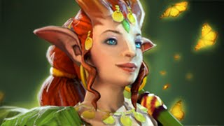 Dota 2: player704 plays Enchantress - Jungle
