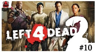 Left 4 dead 2 Жуткий ливень! ч.2 StrikeTV, DONT3000, BezBashniTank