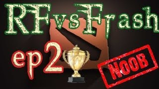 Турнир по Dota 2 #2 Rising Flame vs Frash