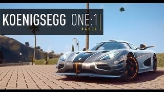 Need for Speed™ Rivals - Koenigsegg One:1