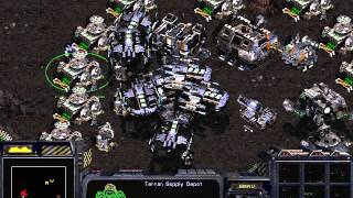 Starcraft Brood War Campaign : Terran Scenario 8. To Chain the Beast