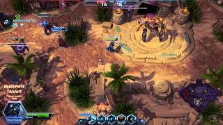 Heroes of the Storm Светик, 28.08.2015