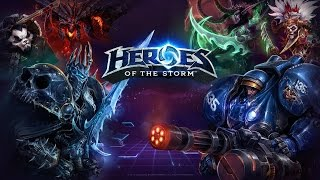 Heroes Of The Storm Валла Лига героев(Герой Нексуса)