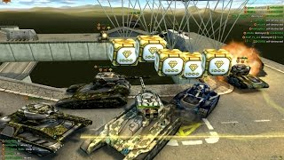 Tanki Online Gold Box Video #14 by O.U.F.A
