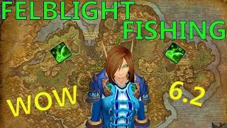 WoW - One Hour Of: Felblight Fishing