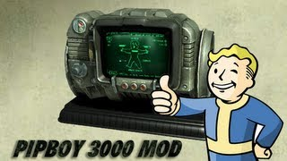 "Pipboy 3000 ipod touch mod ""Explained & Extended"""