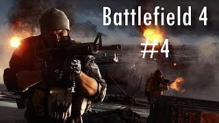 BATTLEFIELD 4 GAMEPLAY WALKTHROUGH #4 - DEFEND THE VALKYRIE! (NEXT GEN XBOX ONE)