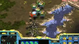 FPVOD Bisu vs Killer PvZ Game 1 Starcraft Brood War Stream Series 2015