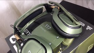 Astro A50 Halo Edition UNBOXING