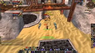 WoW Hunter PvP 6.1 (1v2  Arena)