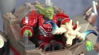 World of Warcraft Goblin Shredder from MEGA Bloks