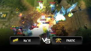 The hardest carry - XBOCT vs Fnatic @ RaidCall Dota 2 League #3