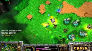Still (Orc) vs Wan (UD) - G2 - WarCraft 3 - WC722
