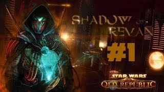 Star Wars: The Old Republic - Shadow of Revan # 1 [Пираты?!]