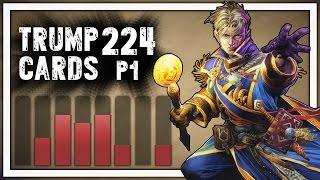 Hearthstone: Trump Cards - 224 - Light No Stupid - Part 1 (Priest Arena)