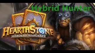 [Hearthstone] Legend Hybrid Hunter Guide
